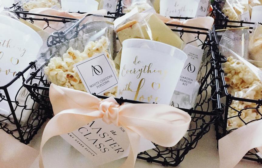 Amy Osaba Workshop Gifts