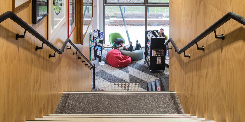 Devonport Library by Athfield Architects