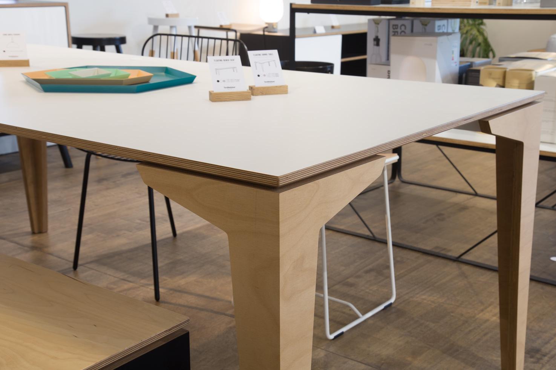 """<p><strong>Furniture</strong>Tim Webber<a href=""""https://www.eboss.co.nz/ebossnow/plytech-international-ltd-striking-designs-futura-hpl""""target=""""_blank"""">More</a></p>"""