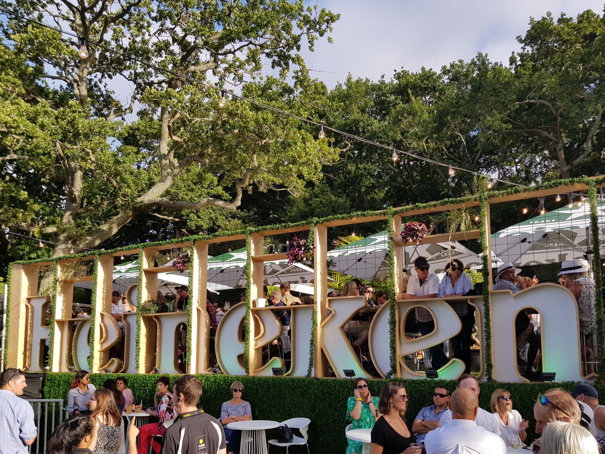 Heineken ASB Tennis