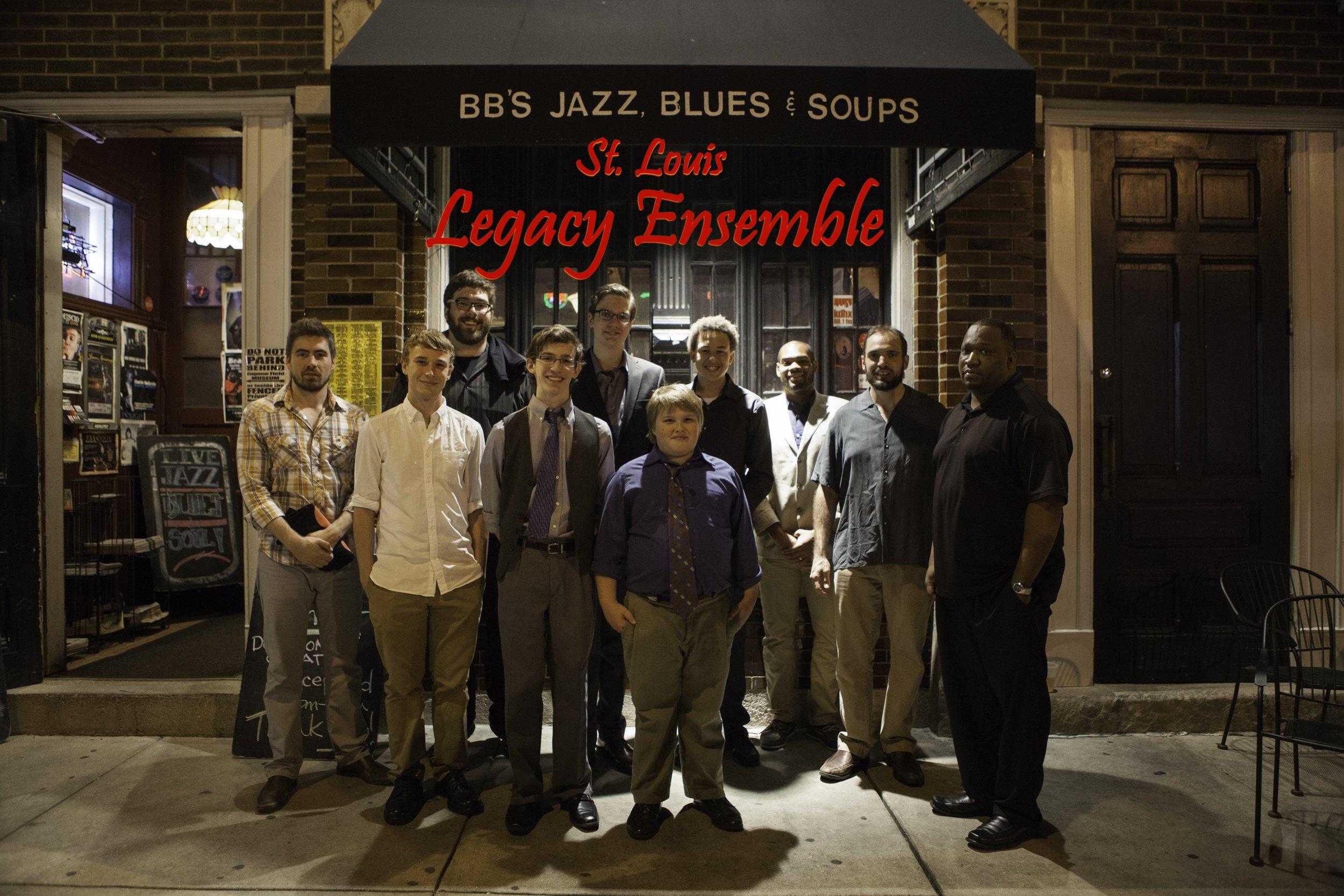 St. Louis Legacy Ensemble at BB's
