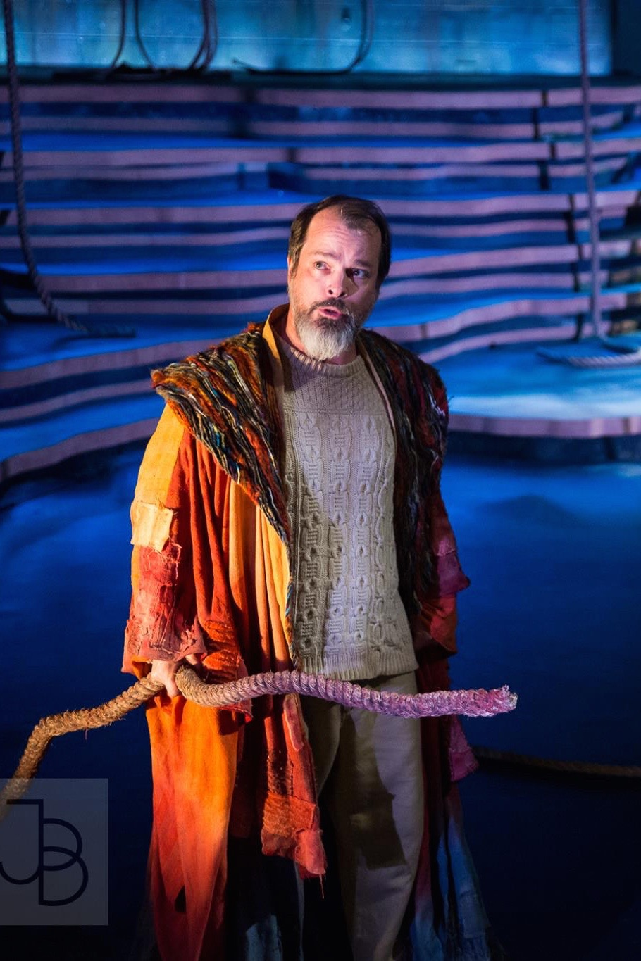 Prospero Played by David Catlin