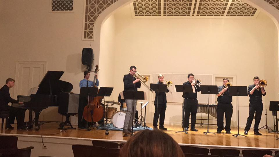 Nick & OSU Jazz Bones!