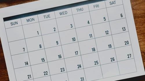 Middle School Schedule -