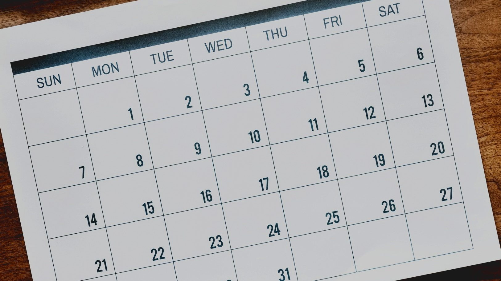 High School WeeklySchedule -