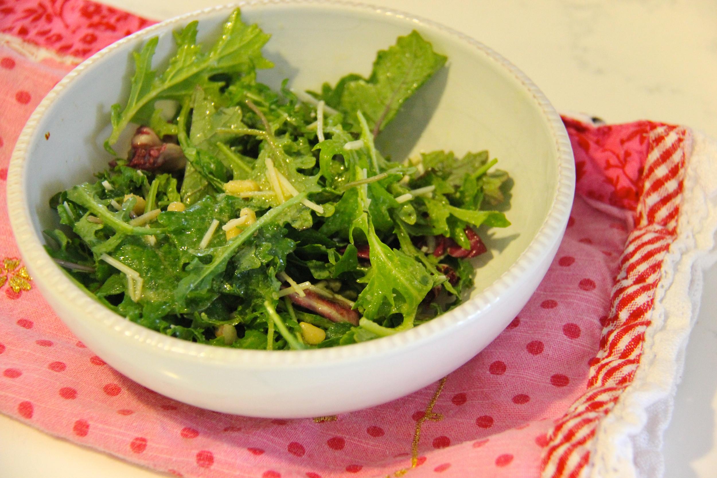 Meg's Favorite Kale Salad
