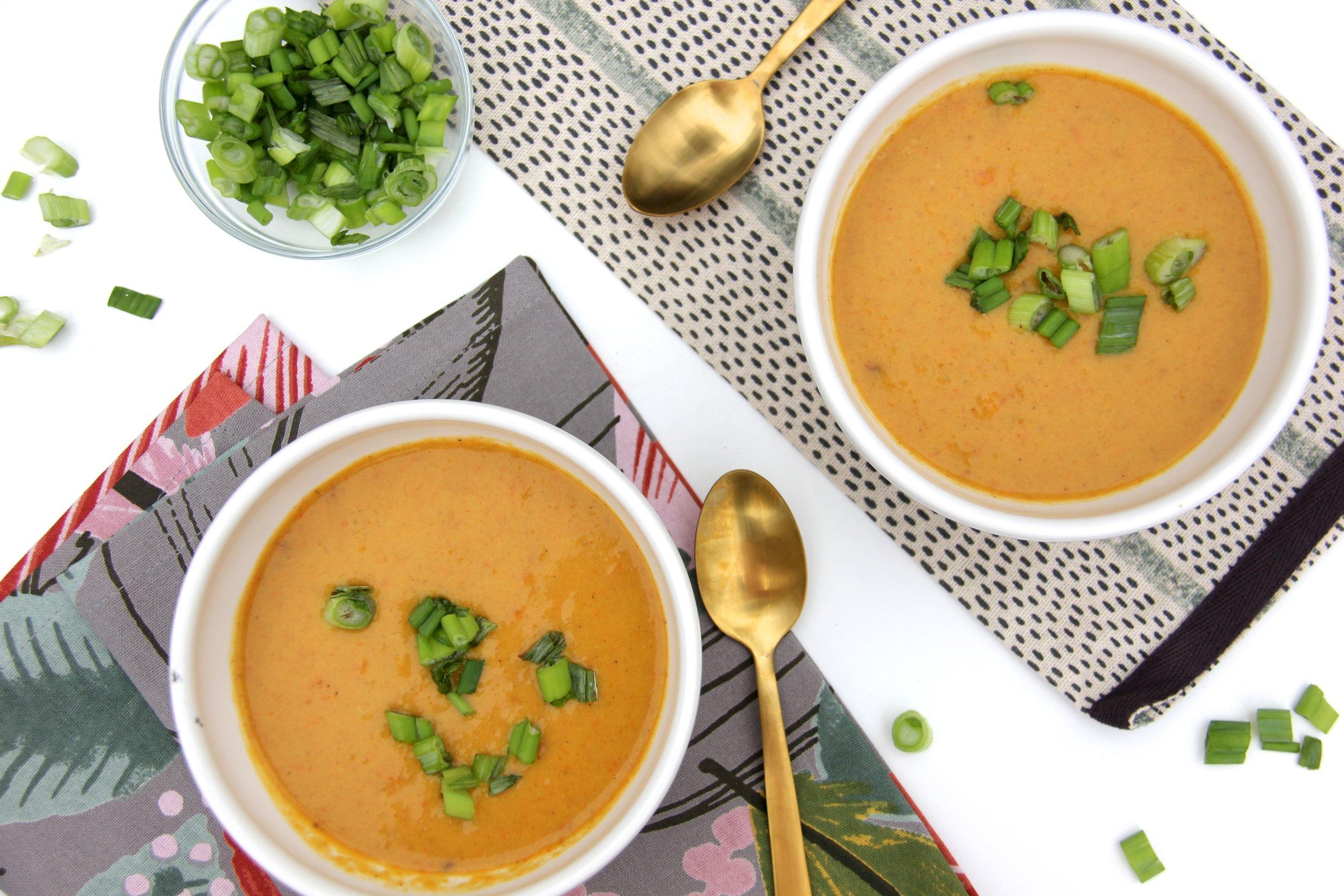 Meg's Butternut Squash Soup
