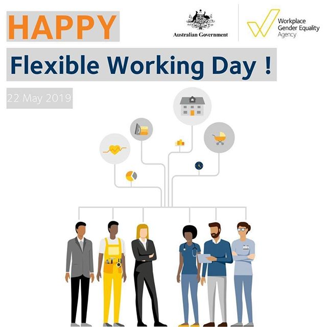 Repost from @wgeagency - Happy Flexible Working Day! 🎉 #FWDay2019 #FlexWorkFullLife  Flexibility is the future of work. But what is flexibility and how can you make it work for you? We have the resources to help 👉 link in bio! . . #GenderFlexGap #TackleFlexism #WorkLifeBalance #Home #Work #BalanceIsKey #Balance