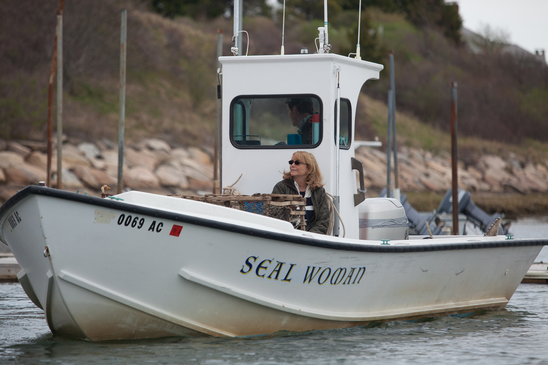 """SEAL WOMAN"""