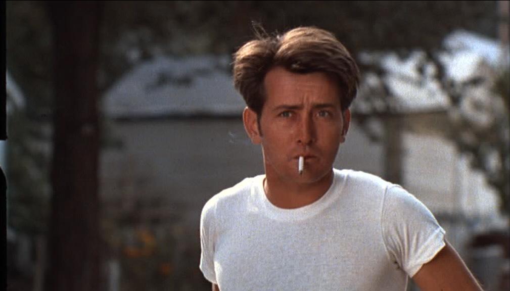 "Martin Sheen in ""Badlands"""