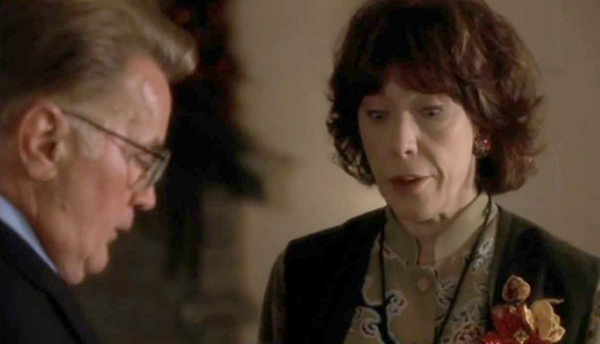 """In  4.16,  The California 47th  , President Bartlet calls Debbie """"Mrs. Hottentot"""" and """"Miss Hamentaschen."""""""