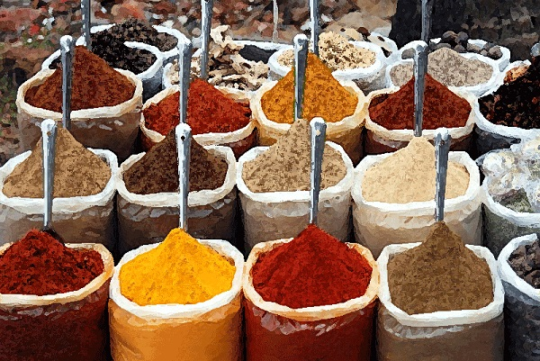 Healing Spices    Positive Health Online,issue 233 - October 2016   In a world that is awash with synthetic flavours, the many reasons for using real spices have all but disappeared, together with the cultures for whom the use of spices was an essential part of the fabric of daily life.