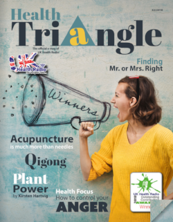 Superb natural health magazine