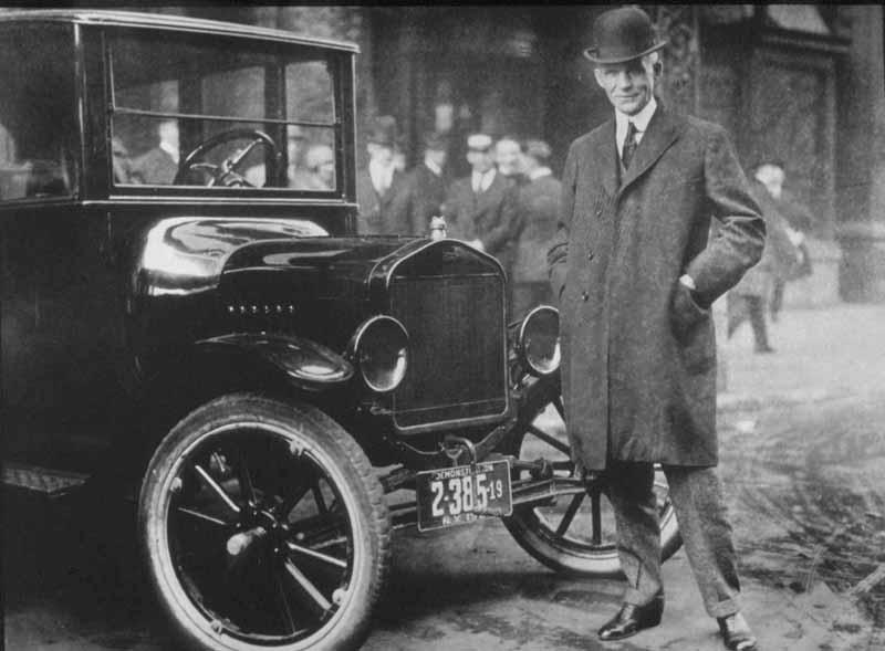 Henri Ford
