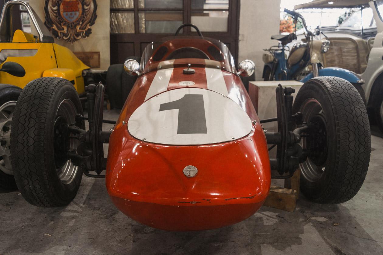 1966 Formula - APAL-V