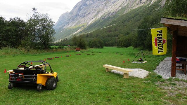 Offroad Buggy Lunde
