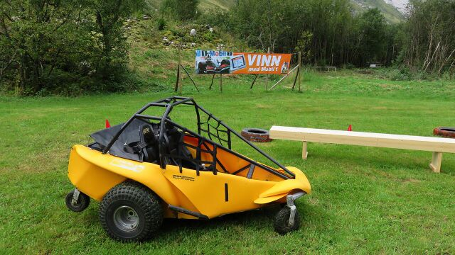 Offroad Buggy teambuilding Lunde
