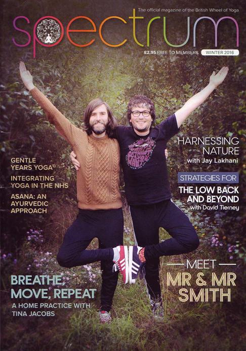 Spectrum Magazine 2016
