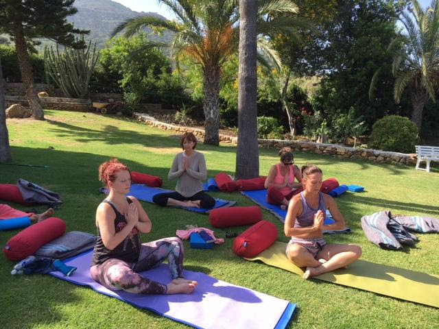 Yoga Retreat Tarifa Villa