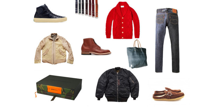 New England Outerwear<br>GQ
