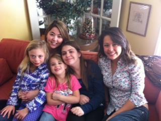 Christmas at Caroline and Rob's 2011.JPG