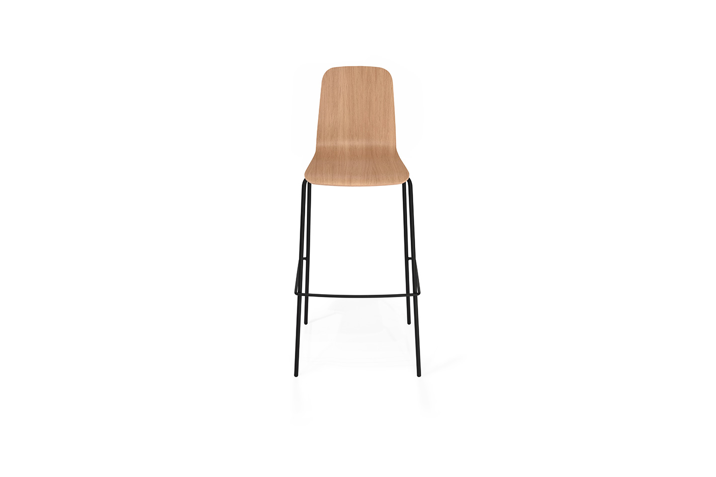 THIN Chair - Barstool - Plywood