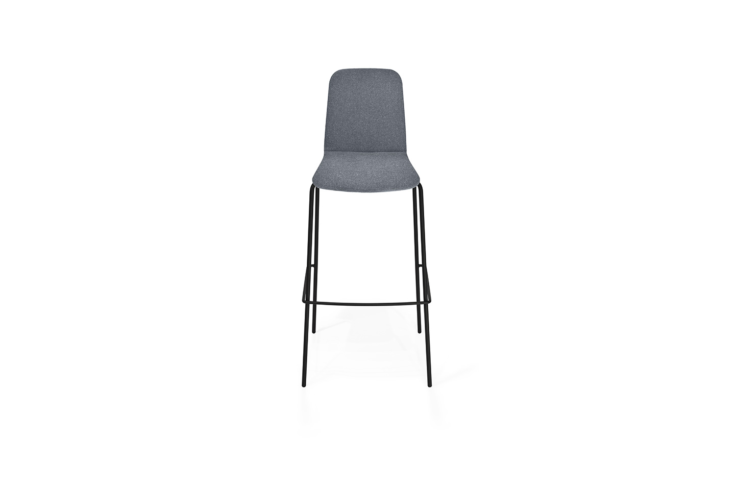 THIN Chair - Barstool - Upholstered