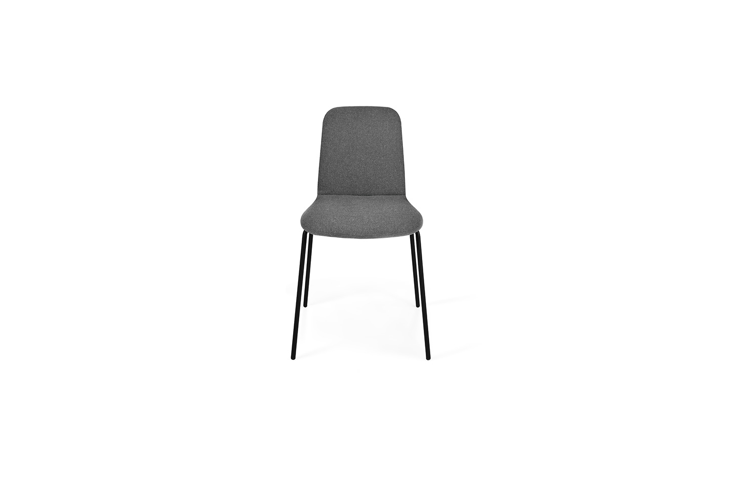 THIN Chair - Steel Base - Upholstered