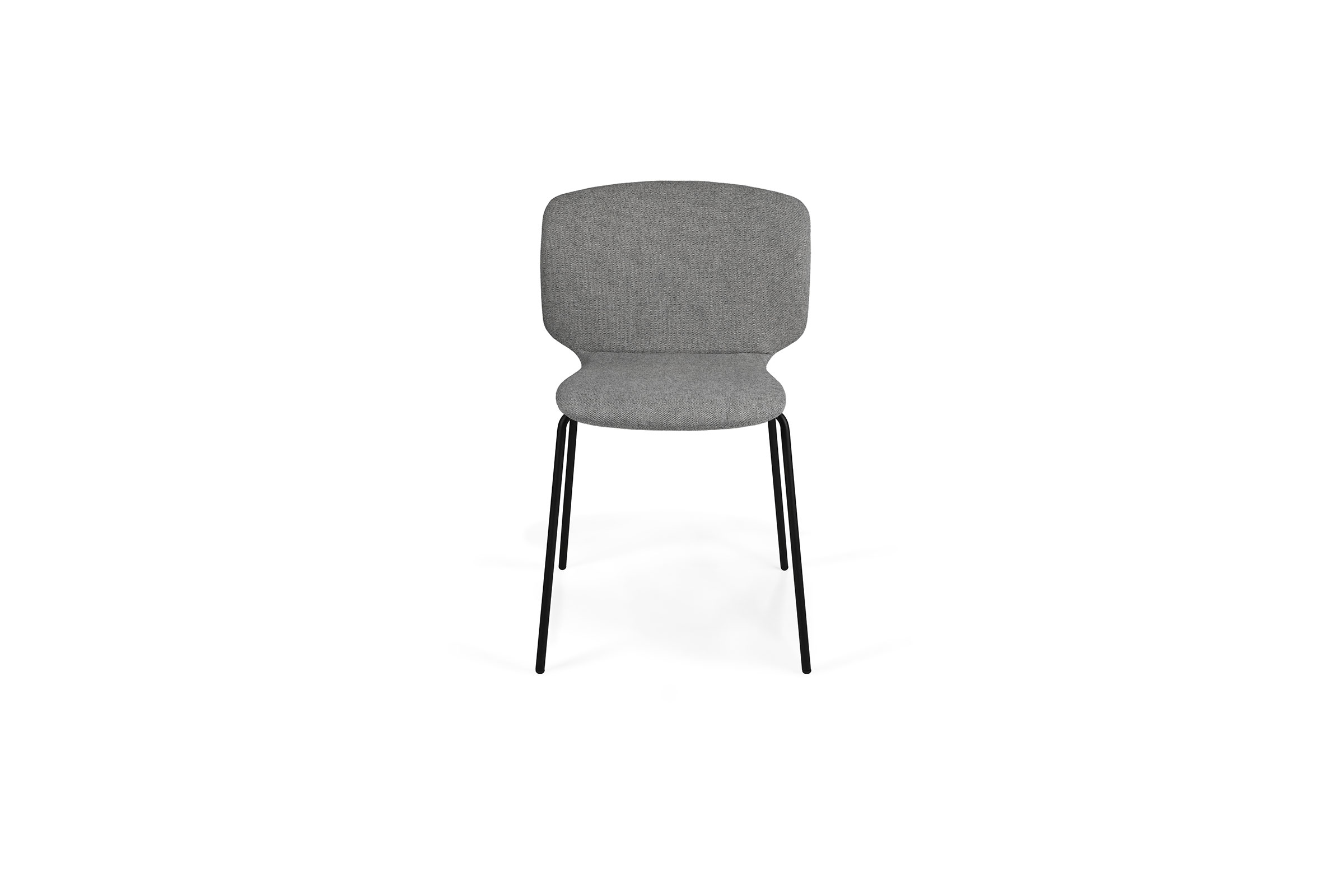 RADAR Chair - Steel Base - Upholstered