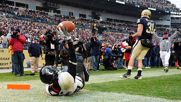 The last moment UC Football fans felt happiness