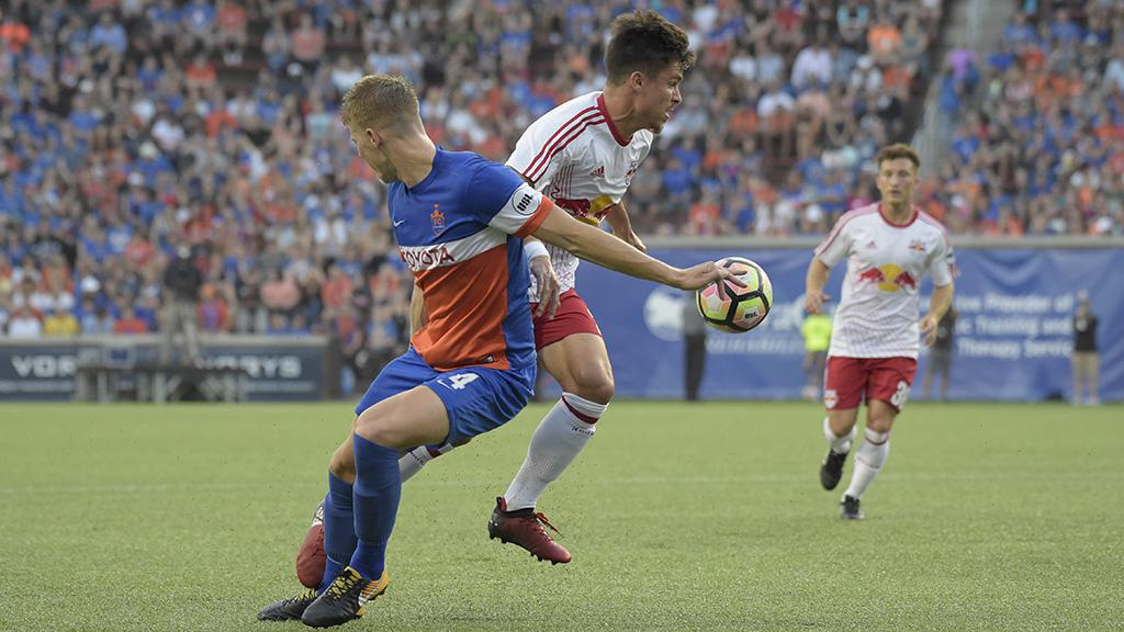 Despite what MLS fans might think, it's still not fun playing reserve teams in the league