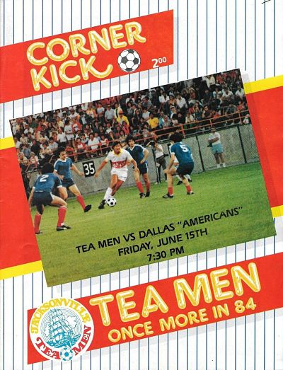 Or you can read the Jacksonville Tea Men if you're into that sort of thing