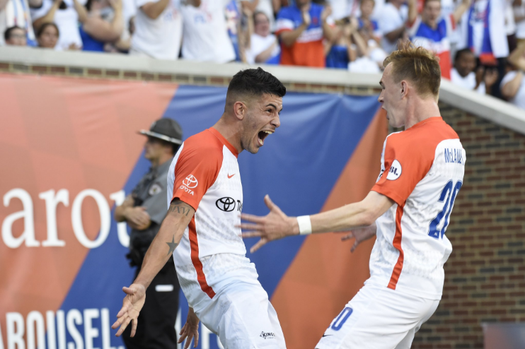 Ledesma learning FCC is probably going to the Playoffs