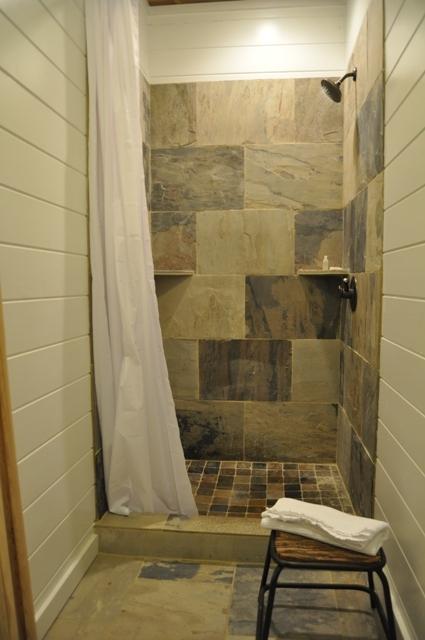 Farmhouse Shower