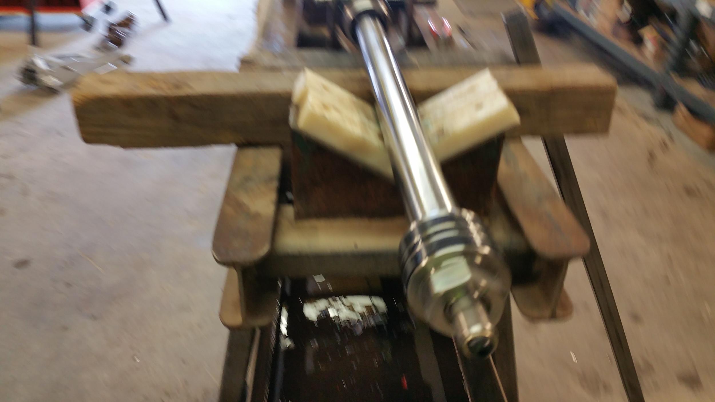 Rebuilding Cylinder