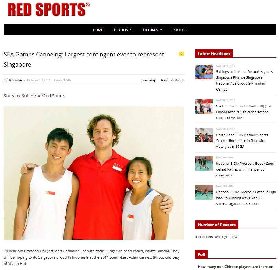 Red Sports