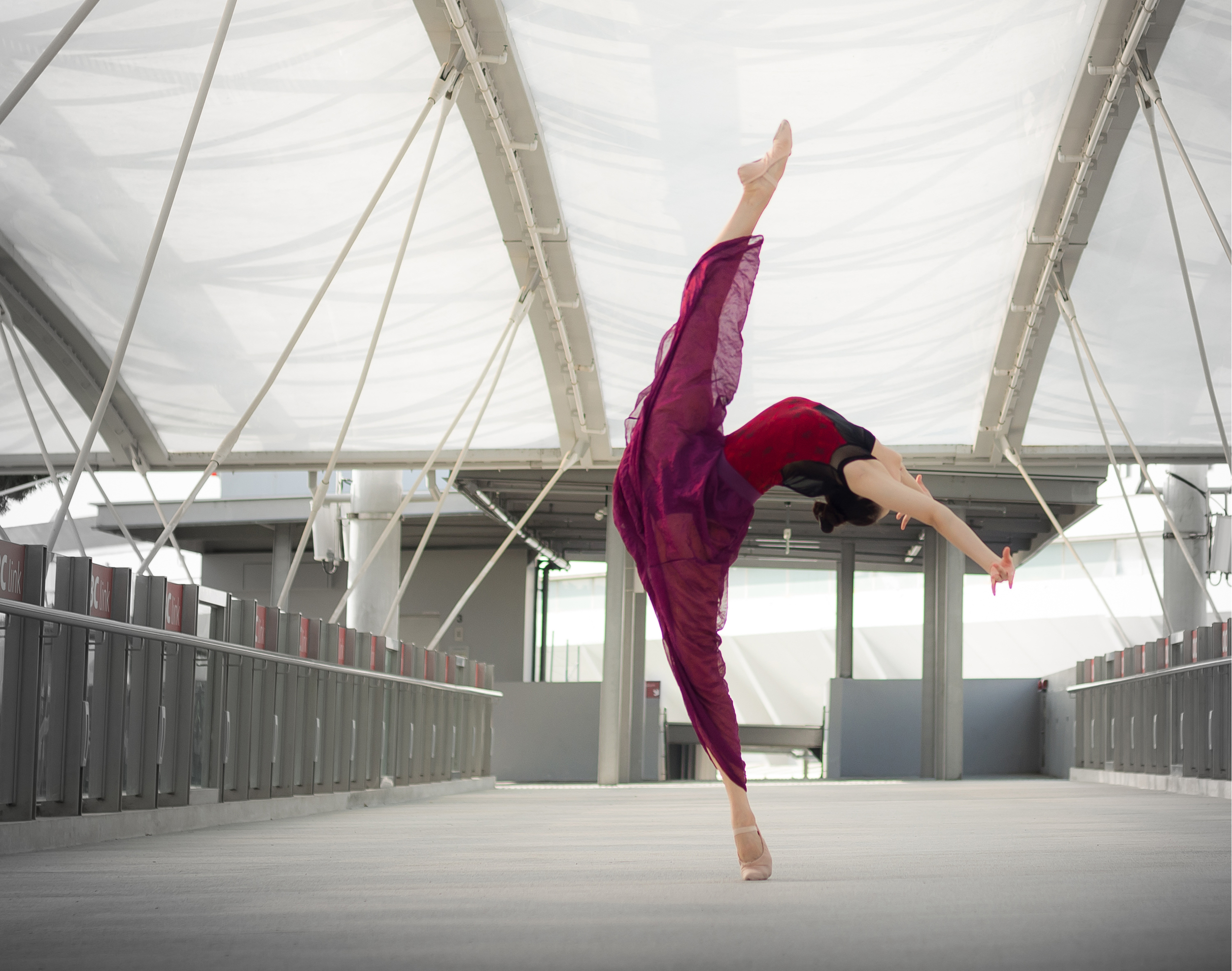 Wang Wen Wen for Balletlove.co