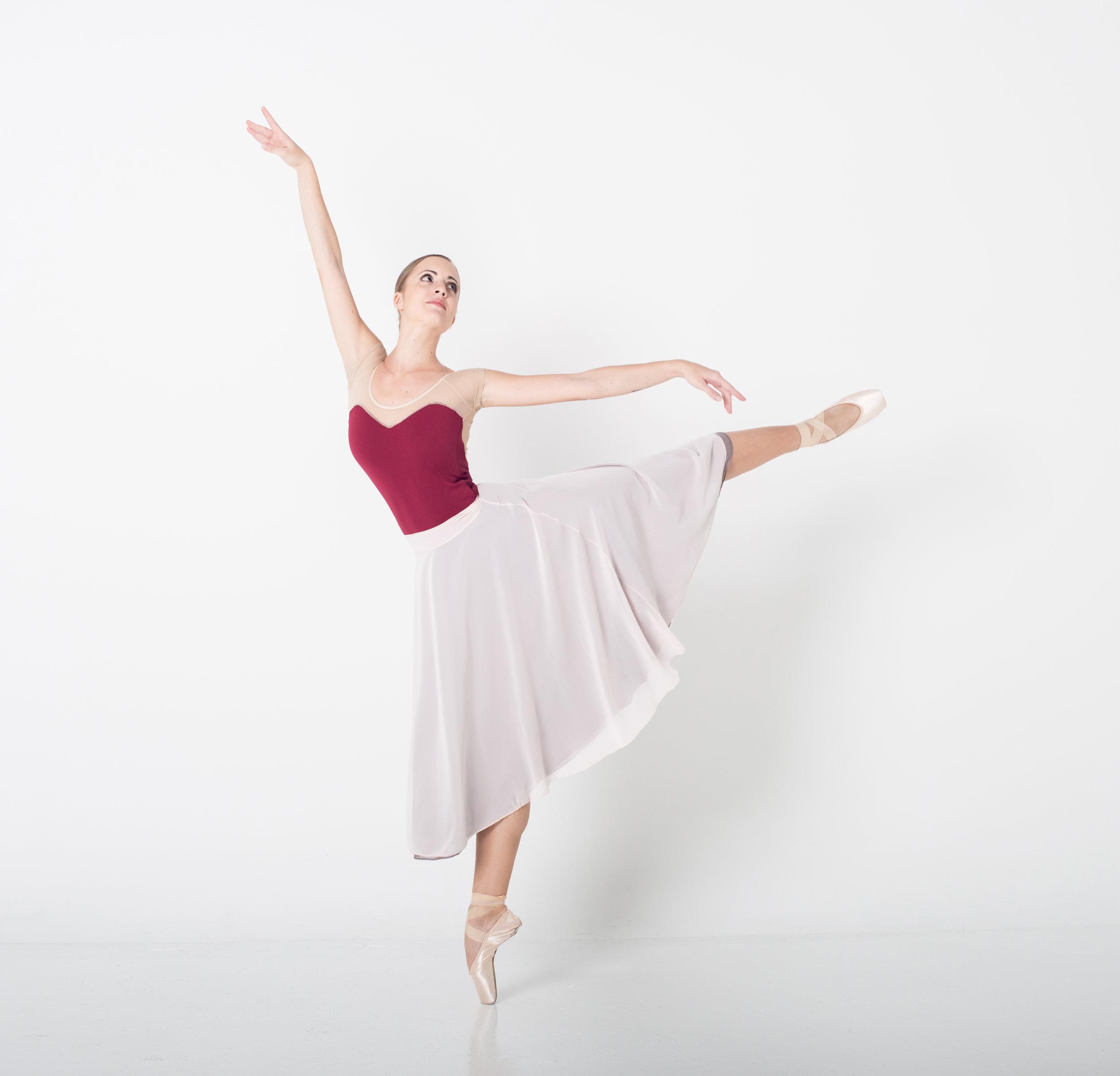 Annalisa Picollo for Balletlove.co
