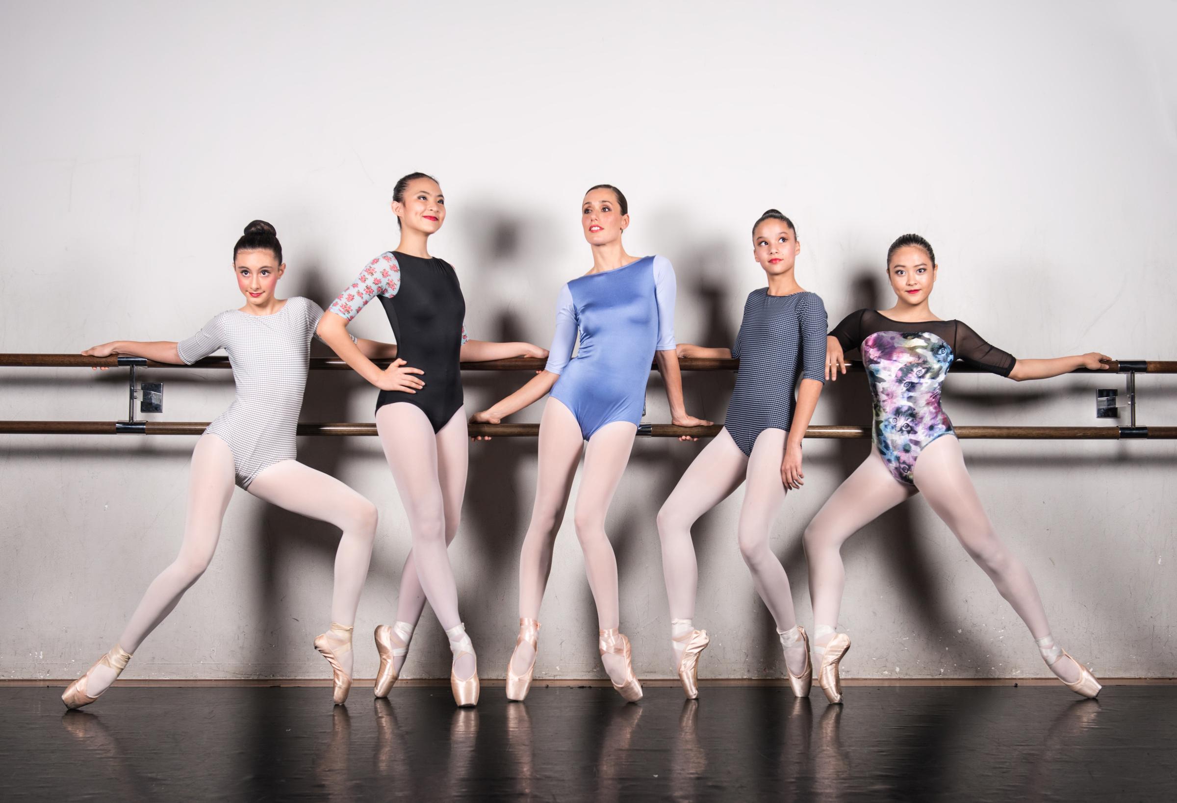 Gaia, Coco, Sophie, Cordelia and Yueling for Attitude Performing Arts Studio