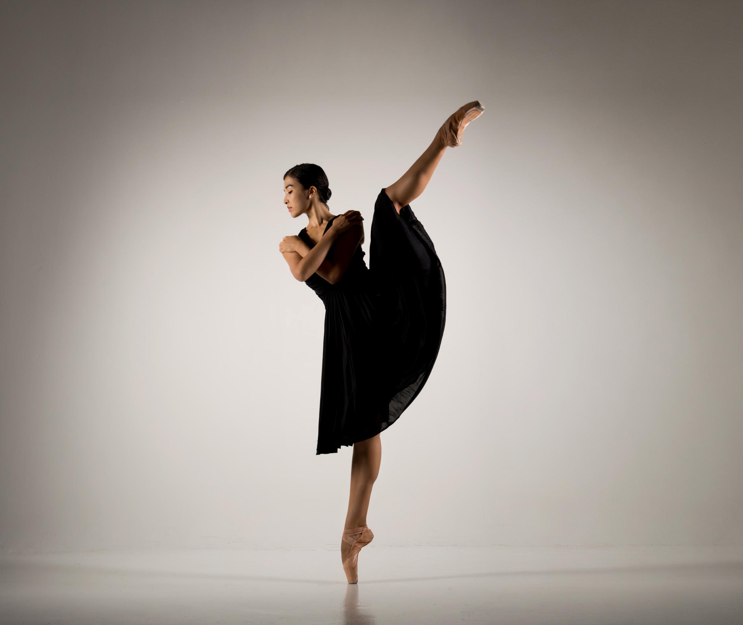 Ines Furuhashi in the Studio