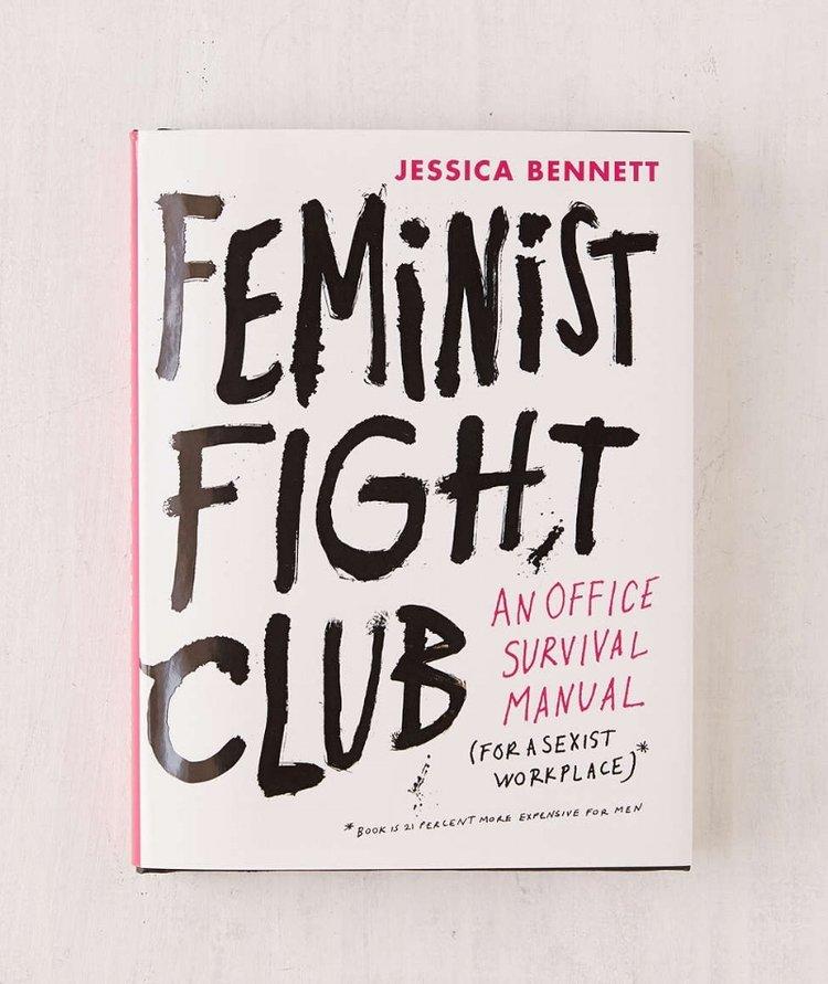Image:  Feminist Fight Club
