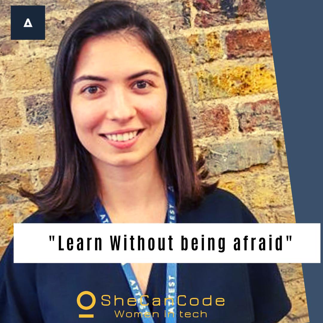 Meet Eugenia Guerrero Quintana, Software Engineer at Attest -