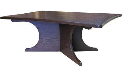 Custom Wenge wood table