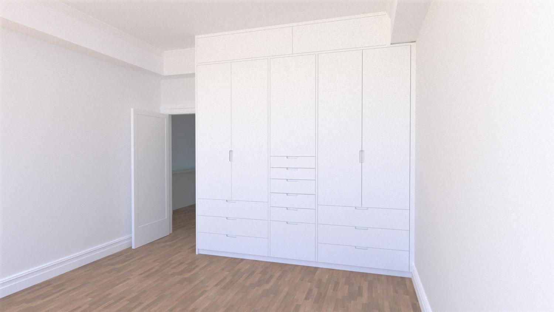 Floor-to-ceiling Wardrobe -