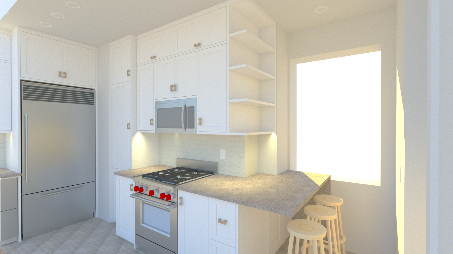 Kitchens - Contact us