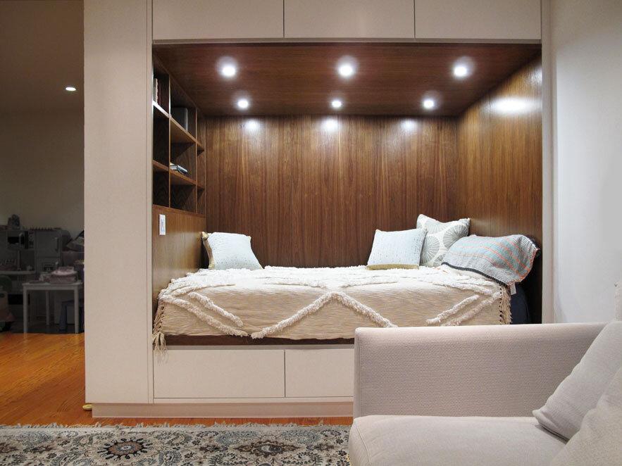 Custom Beds   NYC Bedroom Furniture   Brooklyn Made — Urban ...