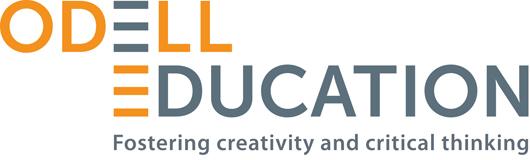 OE logo with tagline