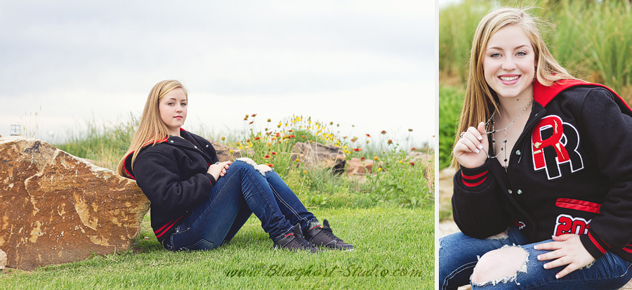 aurora senior portraits