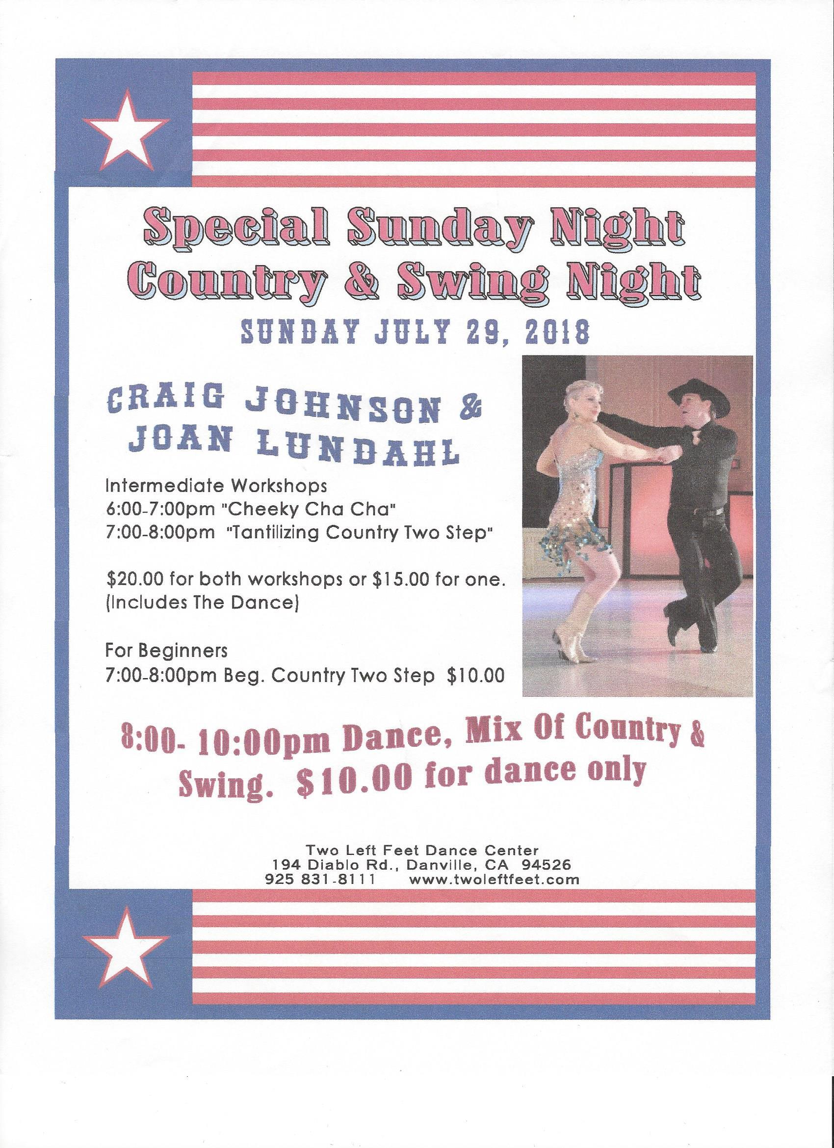 2018-07-29 Sunday Country & Swing night.jpg