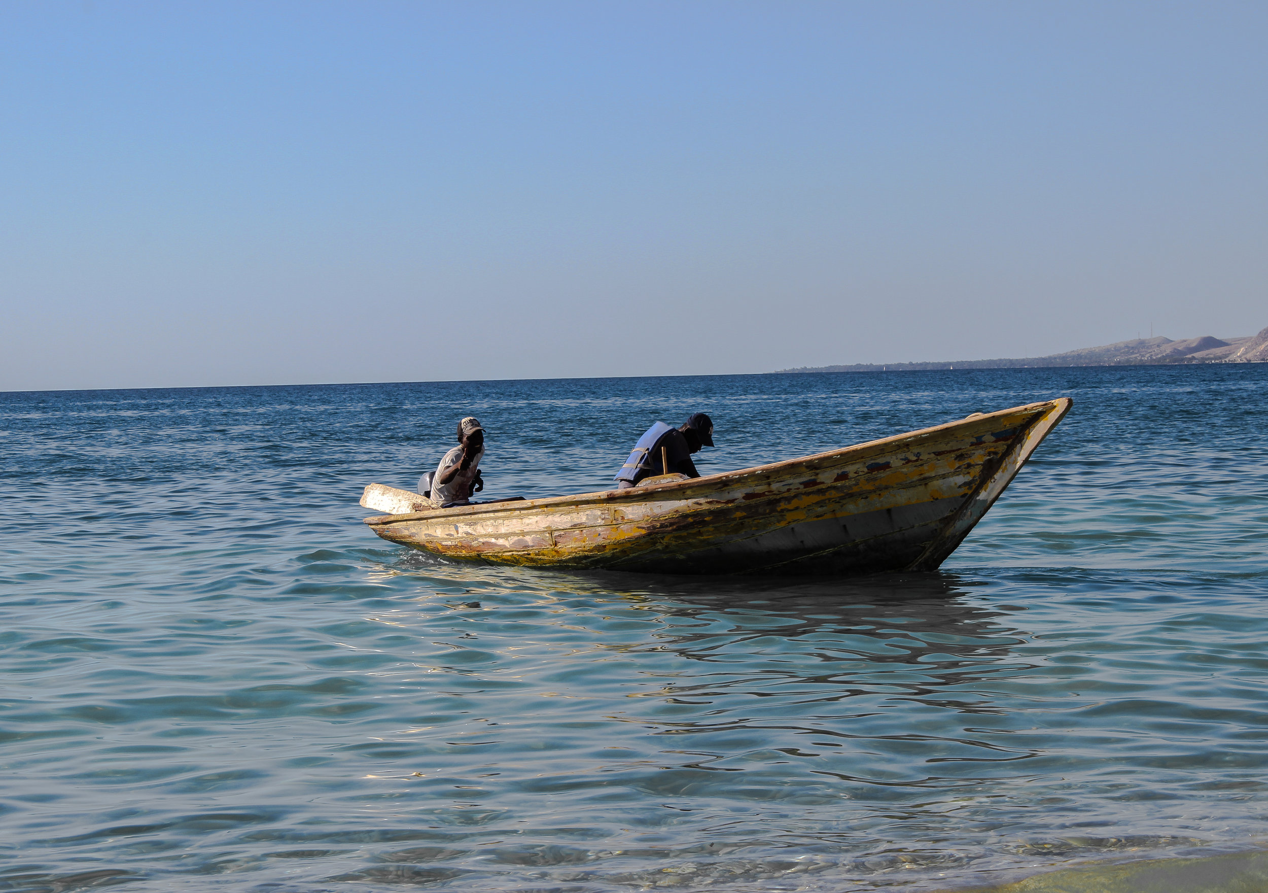 Wahoo Bay Beach (Haiti)